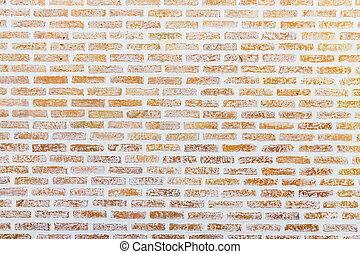 Old brick wall textures