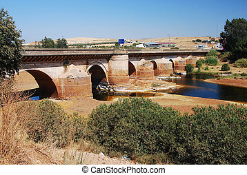 Old bridge, Andalusia Spain.