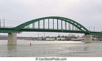 Old Bridge Belgrade