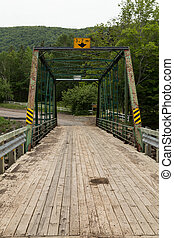 Old Bridge in Cape Breton