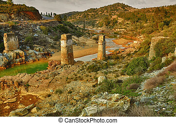 Old bridge of Andalusia