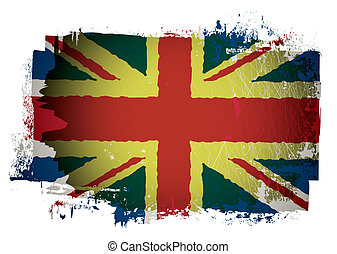 Old british flag