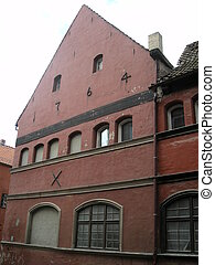 OLD BUILDING FROM 1764