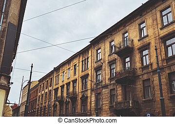 old building in Krakow