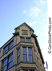 Old Building in Liverpool
