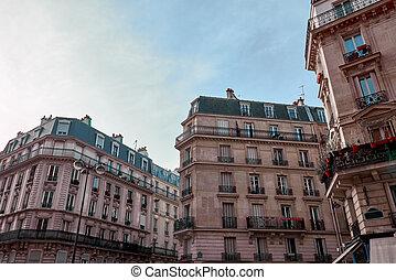 old building in Paris