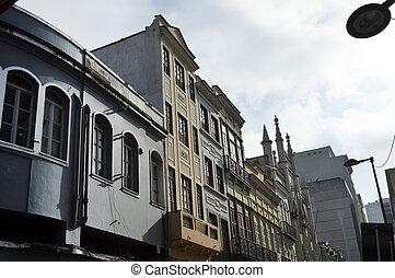 Old building in Rio de Janeiro