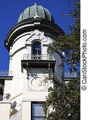 Old building in Savannah