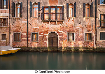 Old Buildings in Venice