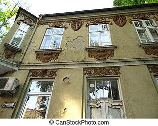 Old Bulgarian Building