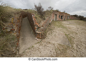 Old bunker