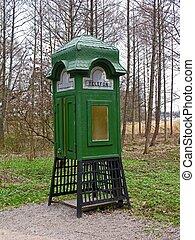 Old call-box