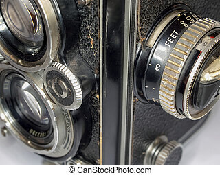 Old Camera, detail