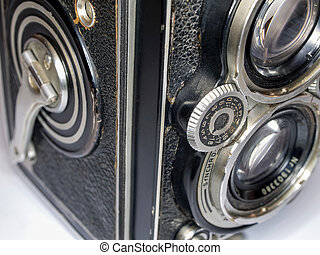 Old Camera, detail