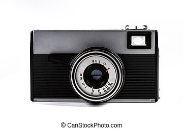 Old Camera Front
