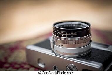 old camera retro