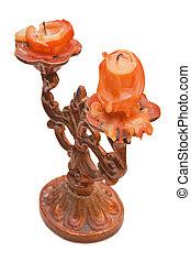 Old candelabrum