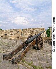 Old Cannon in Donostia - San Sebastian
