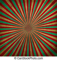 Old cartoon pattern background