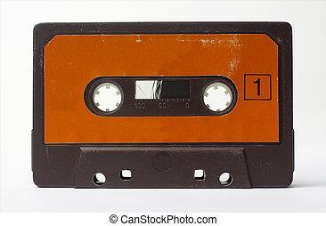 old cassette
