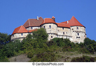 Old castle Veliki Tabor, Croatia
