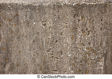 Old Cement Wall 2