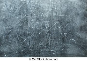 Old chalk board