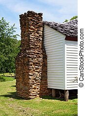 Old Chimney at Smoky Mountains Park