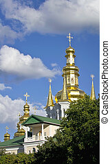 old Christian architecture of Kiev