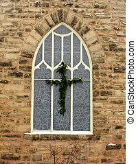 Old church 1. - Old church of Milton, Ontario, Canada - 01.