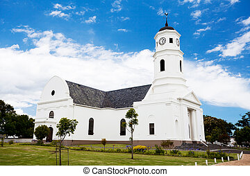 old church building in George, South Africa