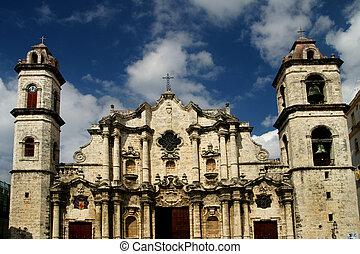 Old Church Havana