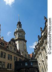 old church in Dresden
