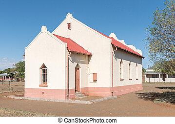 Old church in Springfontein