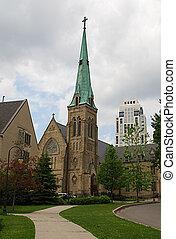Old church in Toronto