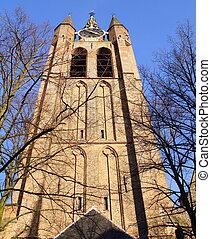 Old Church. Netherlands
