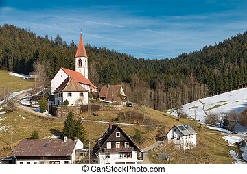 Old Church of St. Roman - Church and graveyard of St. Roman...