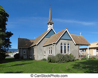 Old Church Otaki
