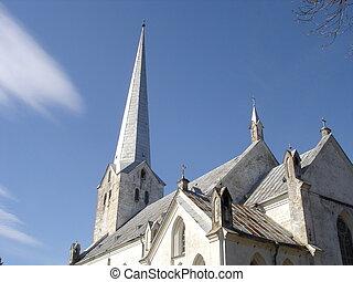 church - Old church