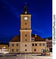 Old city hall in Brasov