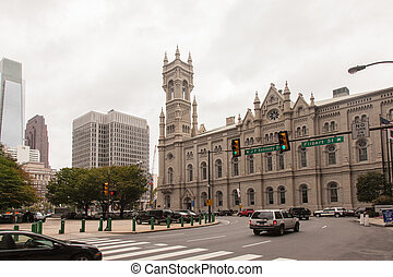 Old City is a neighborhood in Center City, Philadelphia, ...