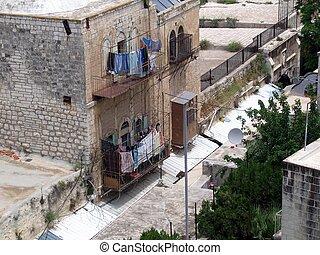 Old City of Jerusalem.