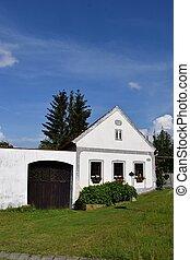 Old city South Bohemia