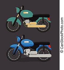 Old Classic Bikes