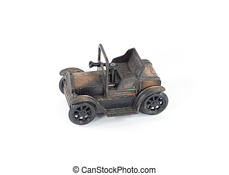 Old Classic toy car