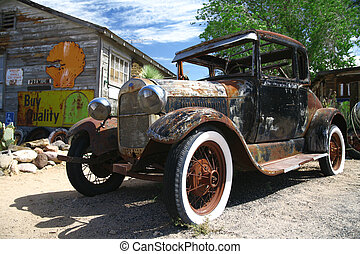 old classic vintage american ford