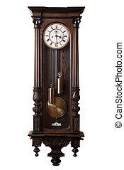 Old clock.