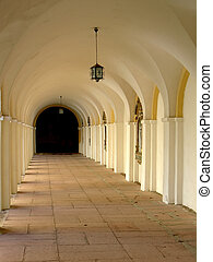 old cloister