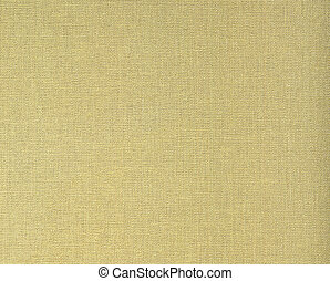 Old cloth canvas texture. Book cover