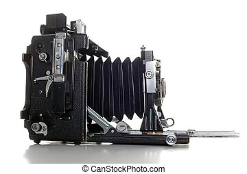 Old clssic large format Press camera